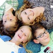Kinderpsychologische Gruppenförderung
